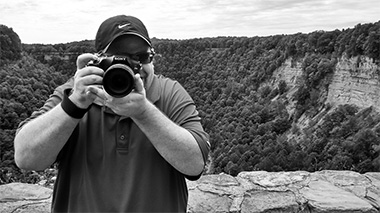 Myself at Letchworth State Park
